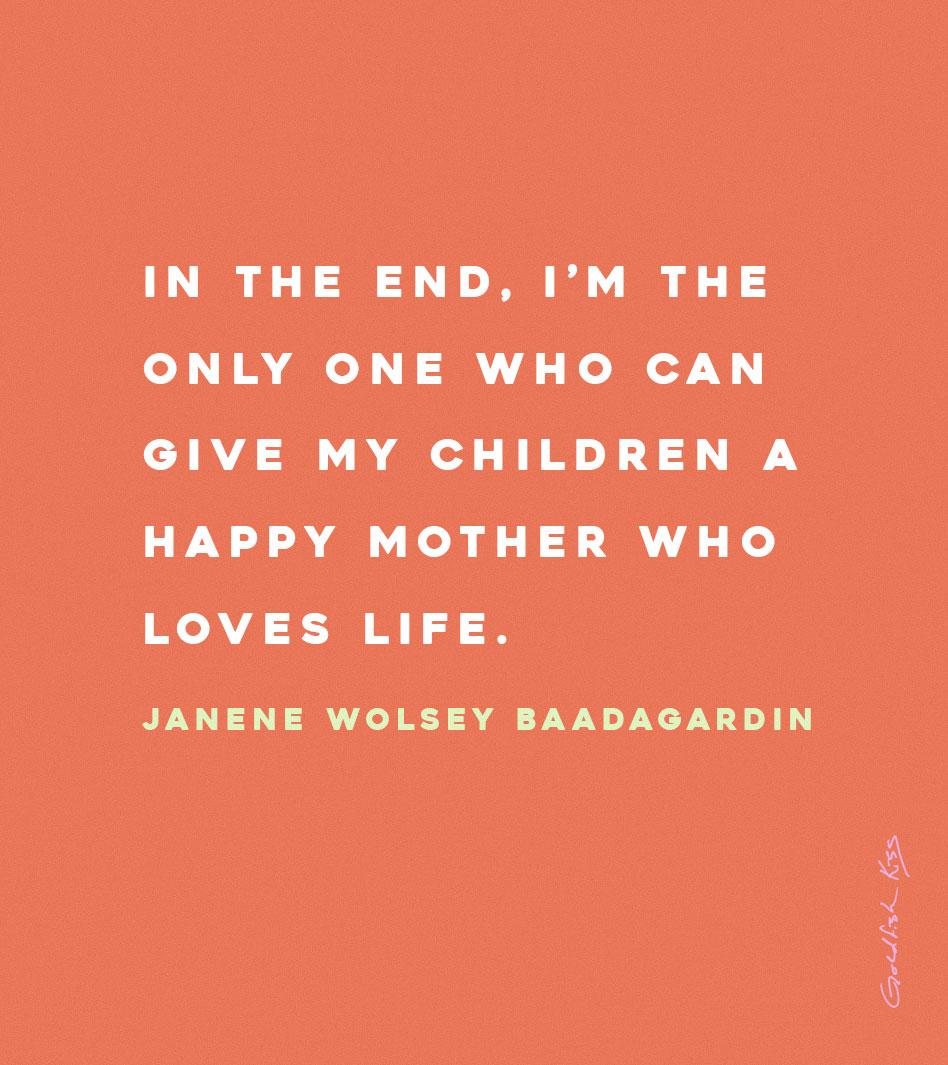 20 Quotes For Da Mamas Goldfish Kiss
